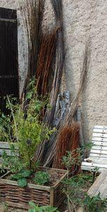 Concevoir son jardin: choisir les matériaux partie 1