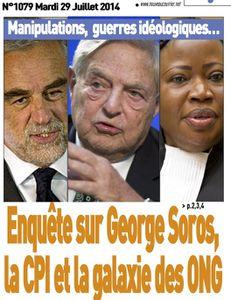 Dossier CPI / Le Nouveau Courrier 1079 part 1