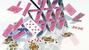 Le château de cartes européen