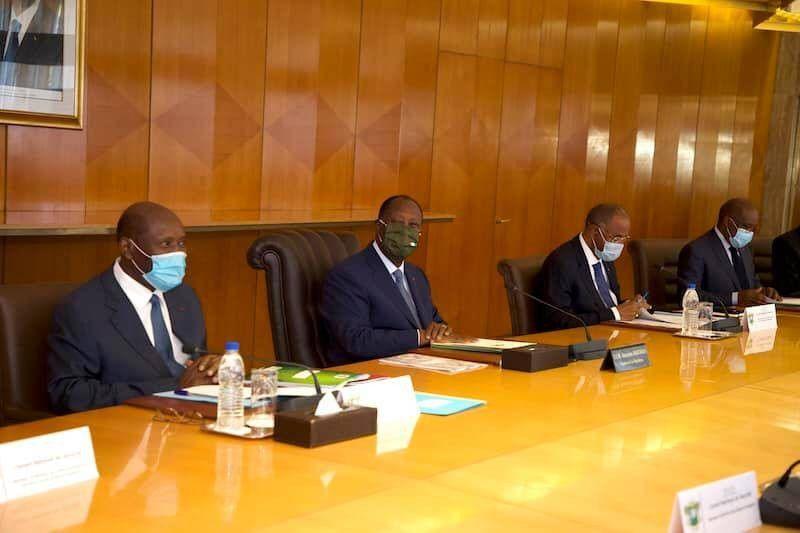 Mesures contre le Covid-19 à Abidjan : Maquis et restaurants ...