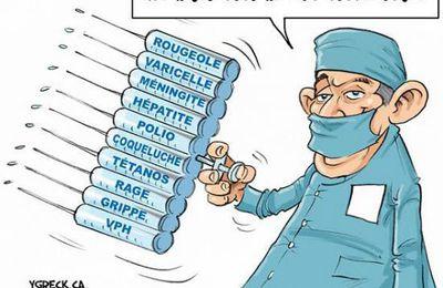"""Communiqué de Presse """"Un document sans précédent : Réalité des victimes d'accidents vaccinaux"""""""
