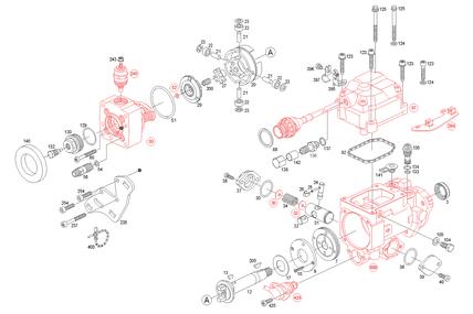Details Vue Eclatee Pompe Injection Roto Diesel | Pompedd Unix