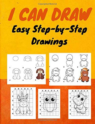 Pdf I Can Draw Learning To Draw Cute Animals Can Be As Easy Step By Step Drawings Learn To Draw Animals Step By Step Animal Drawing Book For Kids Adults Android Ruthkirby