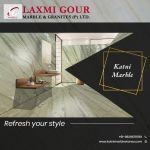 Katni Marbles Most Preferable Ones Laxmi Gour Marble Granites Private Limited