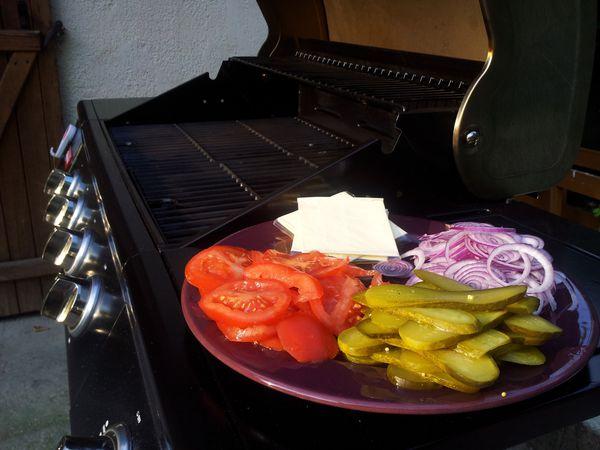 La VRAIE recette du hamburger au barbecue !