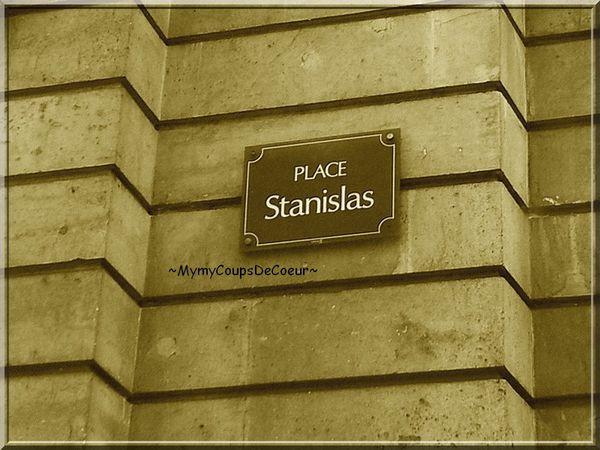 La place Stanislas et ses dorures