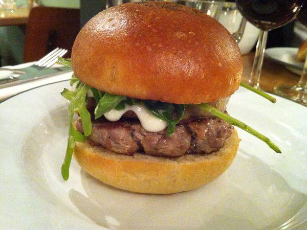 Mon test de l'Atelier Saint-Georges : le Saint Graal du burger