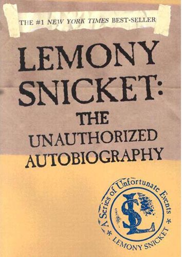 Letters to Beatrice &amp&#x3B; The Anauthorized autobiography- Lemony Snicket