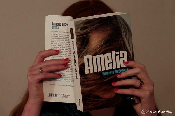 Amélia - Kimberly McCreight (+ vidéo)