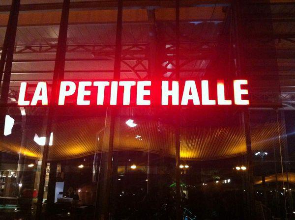 La petit Halle, manger italien dans une ambiance New Yorkaise