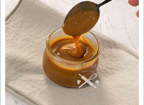 Confiture De Lait Maison Trendy Caramel Au Beurre Sal Ou