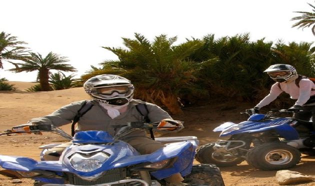 Merzouga Excursions Quads