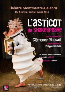 asticot-de-shakespeare-affiche