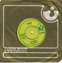 Syd Barrett - Octopus... un disque qui vaut une petite fortune dans sa version originale