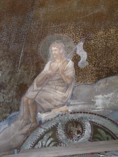 P1110945 Restauration des peintures murales du choeur de l'église de Seuzey