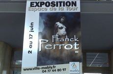 Franck Perro-t Nus couleur de terre
