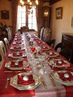 Table De Noel Affordable Dcoration Table De Nol With