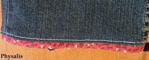 pantalon décoré 5