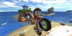 Sonic SEGA All-Stars Racing-PS3Screenshots18960Sonic Raci