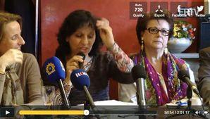 belghoul conf presse