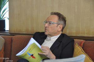 Marc Monet directeur  Brigitte-Lachaud