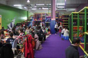 parc de jeux pour enfants Royal Kids 1