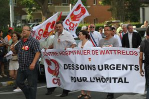 wattrelos urgences 18 juillet 2013