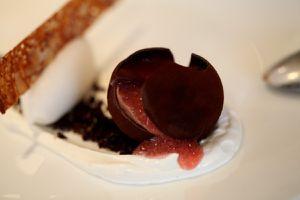 kronenschlösschen - dessert, geknackt