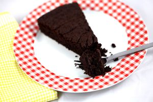 gâteau au chocolat - perfekt!