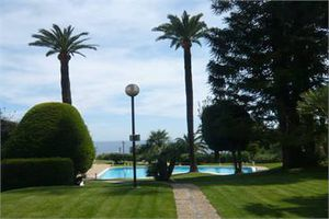 Californie Parc St Paul Vallauris Frankrike Pool