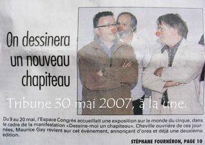 tribune-P 30 mai2007