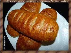 ptits pains camembert
