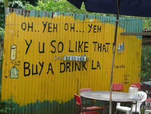 Buy Drink also can lah