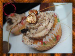 cupcakes au marrons