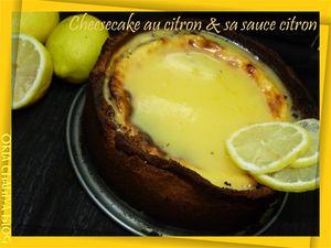 cheesecake citron