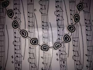 Collier spirales
