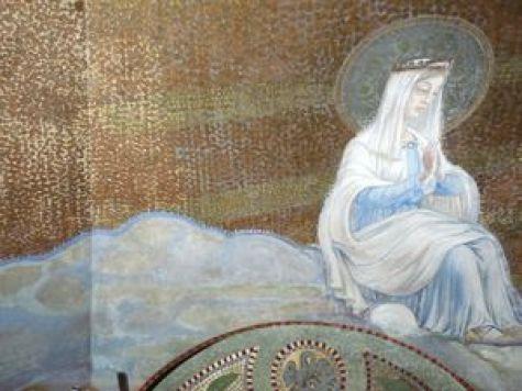 P1130033 Restauration des peintures murales du choeur de l'église de Seuzey