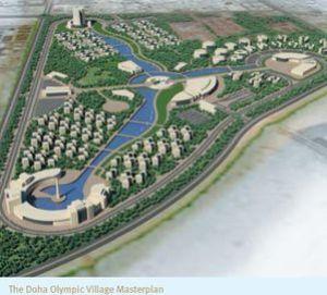 Village Olympique - Doha 2016