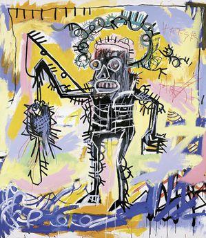 26 Basquiat Untitled, 1981 (Collection Mia et Patrick Demar