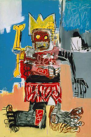 30 Basquiat Untitled,1982 (Collection particulière, courte
