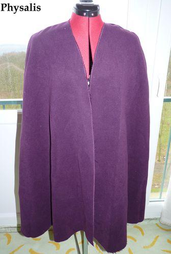cape violette sans rien
