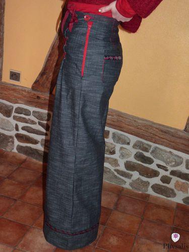 pantalon lacet 4