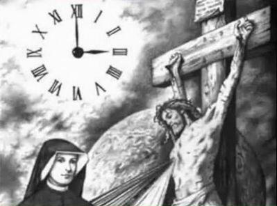 Résultats de recherche d'images pour «15h00 - L'heure de la Miséricorde»