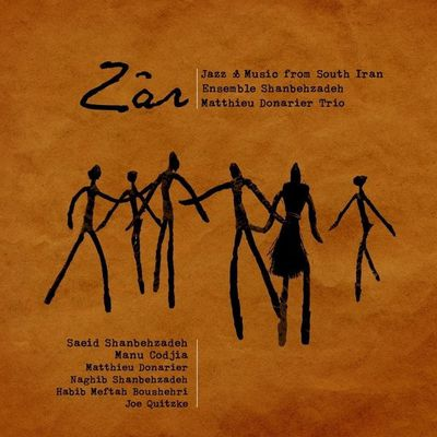 Zar Shanbehzadeh Donarier