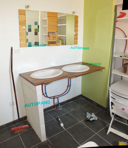 cuisine suite salle de bain encore fnouil et jon font construire