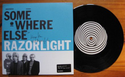Razorlight - Somewhere Else