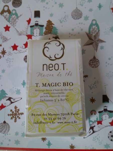 néo t thé magic bio