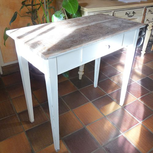 table avant decapage