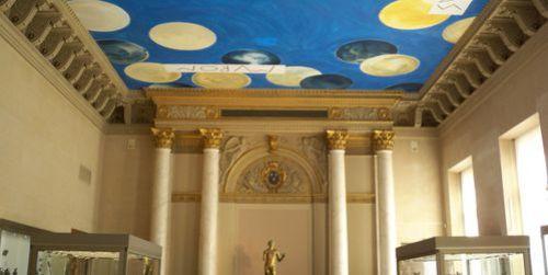 Salle bronzes grecs