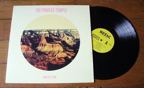 The People's Temple - Sons Of Stone